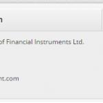 Tercer comprobante de pago de XM Partners