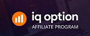 Programa IQOption Affiliates